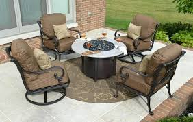 Costco Patio Furniture by Patio Furniture With Fire Pit Uk Granite Oriflamme Gas Fire Pit