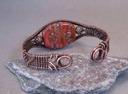 weave wrap bracelet images 291 best wire weaving images wire wrap jewelry jpg