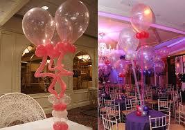 Balloon Centerpiece Ideas Balloon Centerpieces By Balloon Artistry 15 Stylish Eve