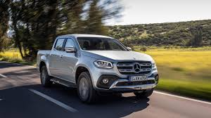 mercedes benz x class pickup 2017 review auto trader uk