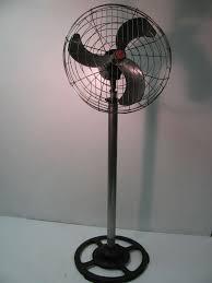 Floor Fan by Art Deco Industrial Floor Fan By Diehl Floor Fans Industrial