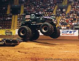 first grave digger monster truck bangshift com monster truck