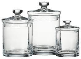 glass canisters for kitchen glass canisters home and decoration