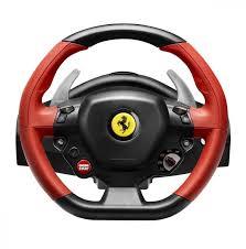 458 italia steering wheel thrustmaster 458 italia racing wheel for the xbox one