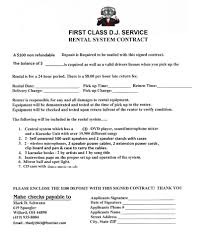Dj Resume Resume Cv Cover Letter by Resume Cv Cover Letter Sample Contract For Sale Of Artwork Dj