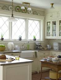 kitchen decor idea 35 cozy and chic farmhouse kitchen décor ideas digsdigs