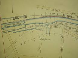 Map Of The Erie Canal Cayuga County Canal Tours Enlarged Lock 52