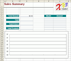 sale report template excel free excel report template monthly sales 2