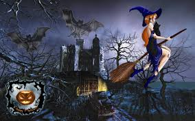 wallpaper halloween wallpaper halloween witches at