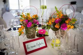 deco de table pour anniversaire fleurs pour décoration de table dans le var