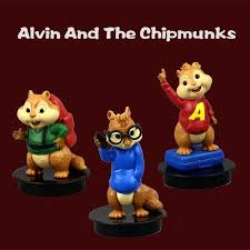 aliexpress buy cartoon model alvin chipmunks alvin