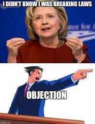 Objection Meme - genius imgflip