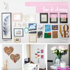 How To Decorate Your Home How To Decorate Your Home With Fun U0026 Class Sugar Spice And Glitter