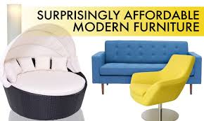 Affordable Comfortable Couches 14 Surprisingly Affordable Pieces Of Modern Furniture That Won U0027t