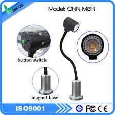 led gooseneck machine light snake magnetic machine work l 24v flexible arm led gooseneck work