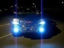 blue xenon h11 low beam 10000k headlight bulbs for 4 l dodge