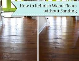 Wood Floor Refinishing Without Sanding How To Refinish Wood Floors Without Sanding Pretty Handy