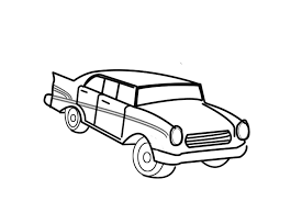 art of sketches how to draw a old car in 3 simple steps