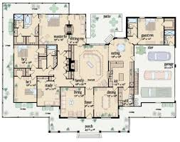 House Plans With 4 Bedrooms 226 Best House Plans Images On Pinterest House Floor Plans
