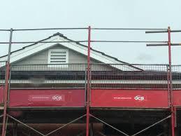 grey render our house building blog