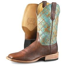 men u0027s cinch classic renegade cowboy boots brown turquoise