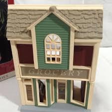 hallmark keepsake ornaments 15 doctor grocery nostalgic houses