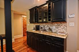 cabinets u0026 drawer small brown wet bar ideas for basement perfect