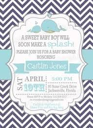 whale baby shower ideas create whale baby shower invitations printable ecofriendly