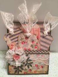 Shabby Chic Gift Bags by Amazing Gift Bag With Cards And Tag All By Cherry Nelson