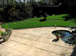 Garden Patio Design Pictures Garden Design Sandstone Paving Patio Small