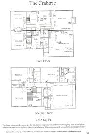 House Plans Two Story Floor With Basement Finished Balcony 4