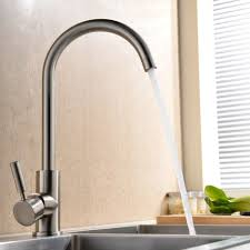 best of stainless steel kitchen faucets best kitchen faucet