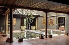 courtyard home gallery of loma house iván andrés quizhpe 4 house patios and