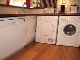 cuisine avec machine à laver la cuisine a la villa la hire