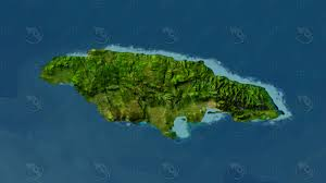 Map Jamaica Jamaica Maps
