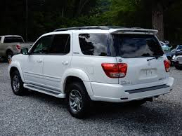 toyota sequoia 2007 toyota sequoia limited for sale in asheville