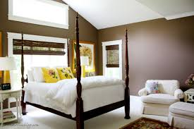 chocolate brown bedroom country house brown and yellow master bedroom house mix