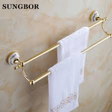 Rustic Bathroom Accessories Sets by Compare Prices On Bath Towel Bar Set Online Shopping Buy Low
