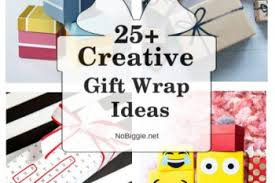 25 Creative Gift Ideas That Gift Ideas Archives Nobiggie