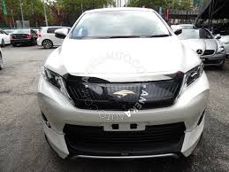 toyota harrier 2014 toyota harrier 2 0 premium advance aneka auto