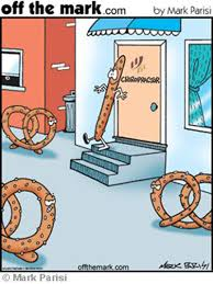 pretzel after seeing our chiropractor at kore chiropractic http