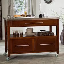 storage kitchen island kitchen glamorous modern kitchen island cart small on wheels