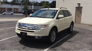 ford crossover 2007 high mileage 07 ford edge review youtube