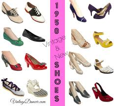 1950s Clothes For Kids 1950s Shoe Styles History And Shopping Guide
