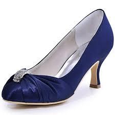 wedding shoes navy blue wedding shoes
