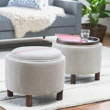 ottoman with storage and tray bench storage bench with tray top luxury cocktail ottoman trays of