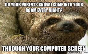Sloth Whisper Meme - new sloth whisper meme sloth meme kayak wallpaper