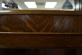 Antique Curio Cabinet With Desk Antique Curio Cabinet China Cabinet Bookcase Solid Oak Circa