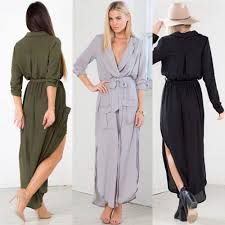100 long dress sleeves casual dress summer picture more