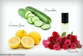 what is the home remedy for darkened skin due to sun exposure quora
